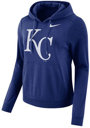 Nike Women Kansas City Royals Club Pullover Hoodie