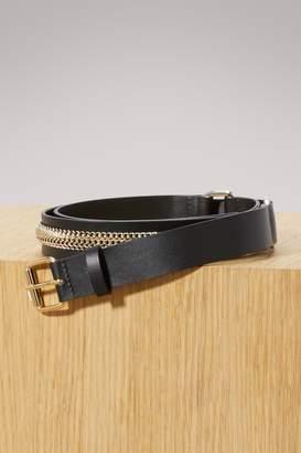 Lanvin Chain belt