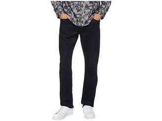 Robert Graham Vagrant Woven Denim in Indigo Men's Jeans