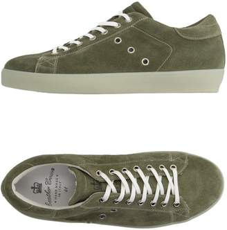 Leather Crown Low-tops & sneakers - Item 44998734GW