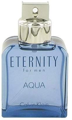 Calvin Klein Eternity Aqua by Eau De Toilette Spray (Tester) for Men - 100% Authentic