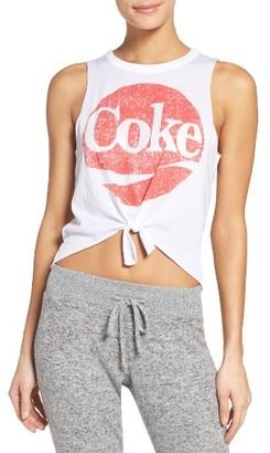 Women's Chaser Coca Cola Graphic Tank $58 thestylecure.com