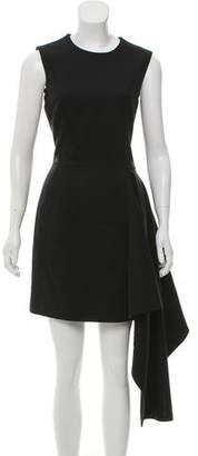 Alexander McQueen Wool-Blend A-line Dress w/ Tags