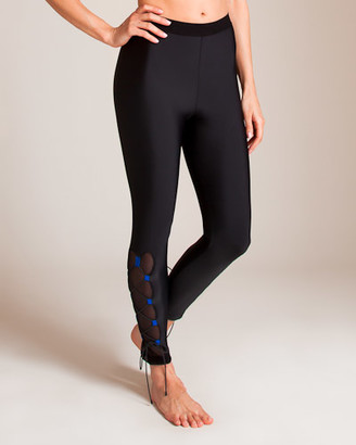Hanson Chromat Activewear Accelerator Bungee Mesh Pants