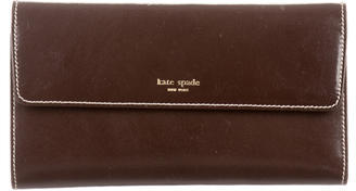 Kate Spade Kate Spade New York Leather Flap Wallet