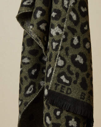 Ted Baker LIVIAA Exotic woven long scarf