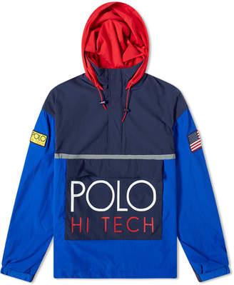 Polo Ralph Lauren Hi-Tech Colour Block Pullover Jacket