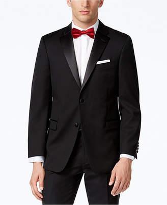 Tommy Hilfiger Black Classic-Fit Tuxedo Jacket