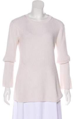 Derek Lam Cashmere & Silk Knit Sweater