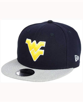 New Era West Virginia Mountaineers Mb 9FIFTY Snapback Cap