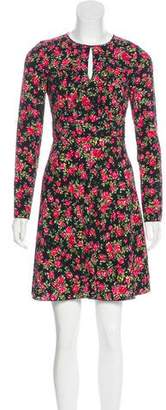 Dolce & Gabbana Printed A-Line Dress w/ Tags