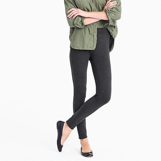 Tall Any day pant in stretch ponte