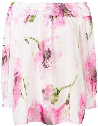 Blugirl bell sleeve blouse