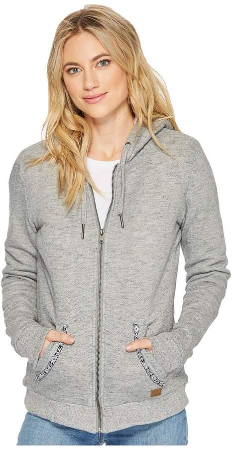Roxy - Trippin Sherpa Fleece Top Women's Clothing