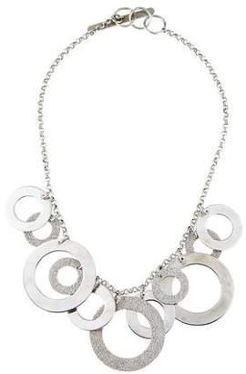 Pianegonda Circle Pendant Necklace