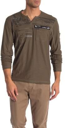 ProjekRaw Projek Raw Long Sleeve Reverse Shirt
