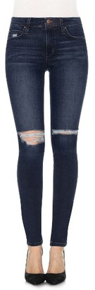 Women's Joe's Flawless - Icon Distressed Skinny Jeans $189 thestylecure.com