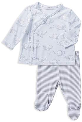 Angel Dear Unisex Octopus Shirt & Footie Pants Take Me Home Set - Baby