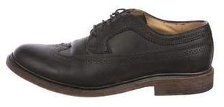 Frye James Wingtip Derby Shoes