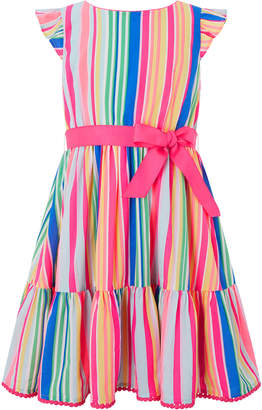 Monsoon Sakira Stripe Dress