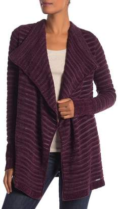 Susina Chenille Soft Knit Cardigan (Regular & Petite)