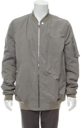Rick Owens Glitter Flight Bomber Jacket