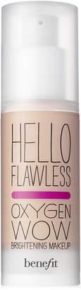 Benefit Cosmetics hello flawless oxygen wow spf 25 liquid foundation, 1 oz