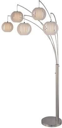 Lite Source Deion Arch 5-Light Floor Lamp