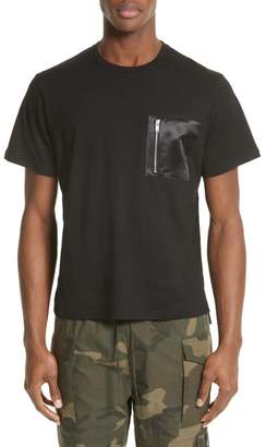 Ovadia & Sons Zip Pocket T-Shirt