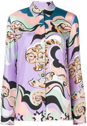 Emilio Pucci printed shirt