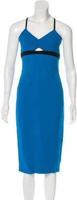 Victoria Beckham Sleeveless Casual Dress