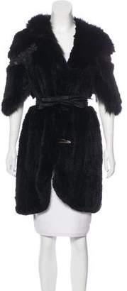 Hockley Fur Short Coat
