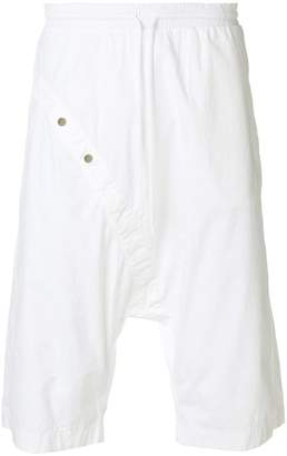 Lost & Found Rooms buttoned shorts