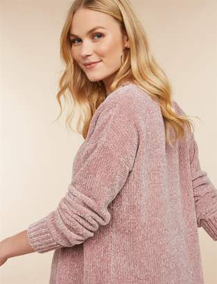 Jessica Simpson Motherhood Maternity Roll Hem Maternity Sweater