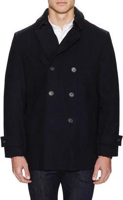 Tommy Hilfiger Outerwear Brady Double Breasted Peacoat