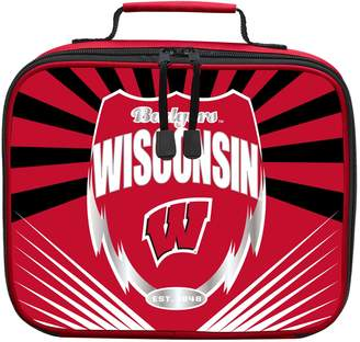 NCAA Wisconsin Badgers Lightening Lunch Bag by Northwest