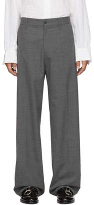 Hope Grey Suit Wind Trousers
