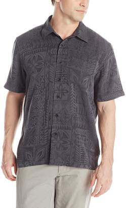 Quiksilver Waterman Men's Aganoa Bay 4 Woven Top