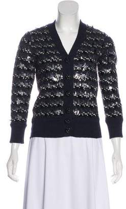 Marc Jacobs Sequin Cardigan w/ Tags