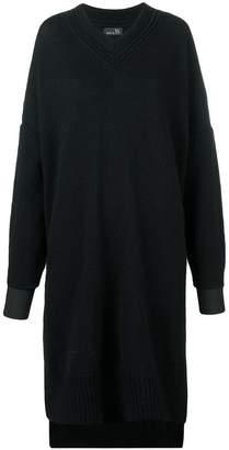 Y's oversized longline sweater