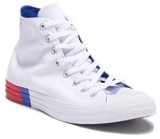 c59a7a6f0c9b Converse Chuck Taylor All Star Color Block High Top Sneaker (Unisex)