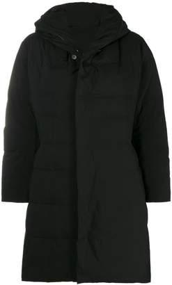 Plantation midi puffer jacket