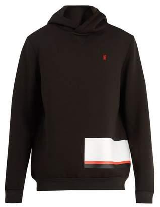 P.E Nation Bull Rush Hooded Sweater - Mens - Black
