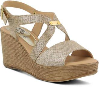Spring Step Nevena Wedge Sandal - Women's
