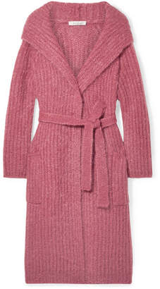 Max Mara Mohair-blend Cardigan - Pink