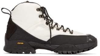 ROA Andreas Lace Up Shell Hiking Boots - Mens - Grey