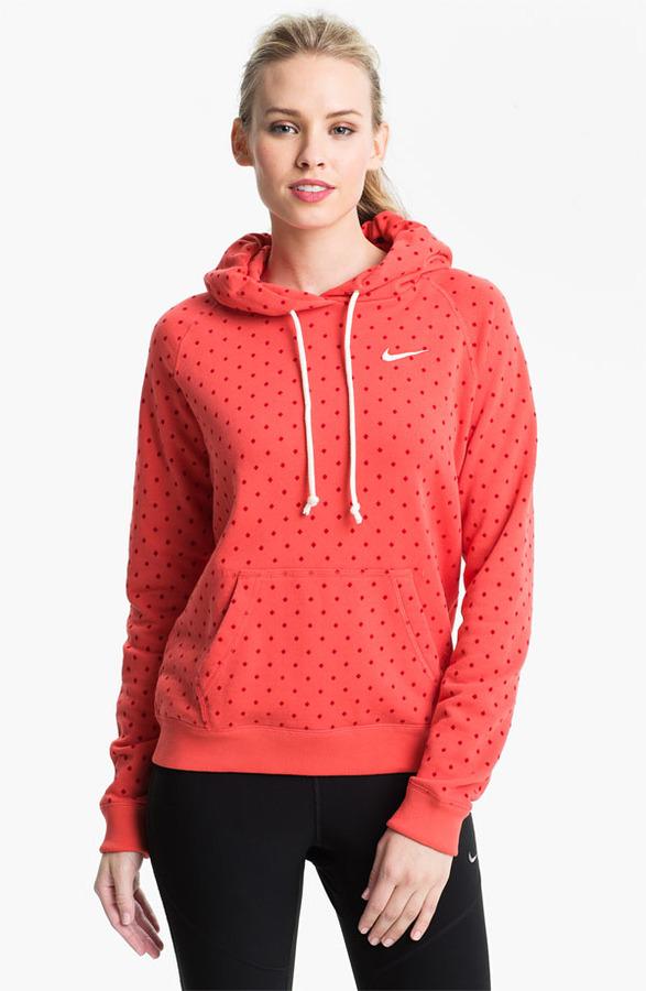 Nike 'Rally' Dot Print Hoodie