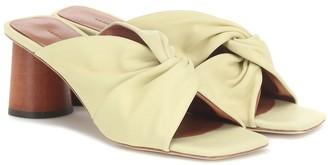 REJINA PYO Naomi leather sandals