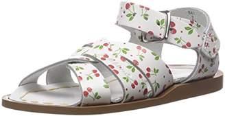 Salt Water Sandals Girls' The Original Salt Water Flat Sandal-K