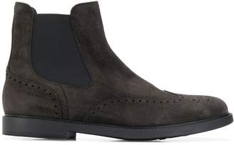 Fratelli Rossetti brogue detailing ankle boots
